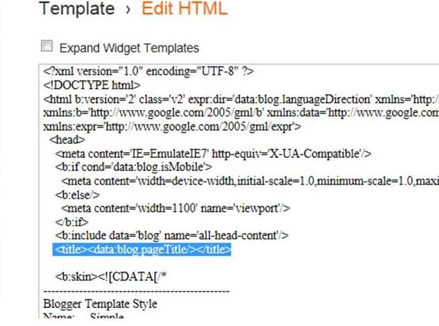 How to customize Title Format and increase traffic
