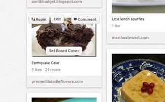How to find the URL for a pinterest pin